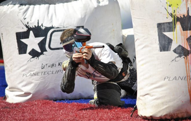 was ist paintball