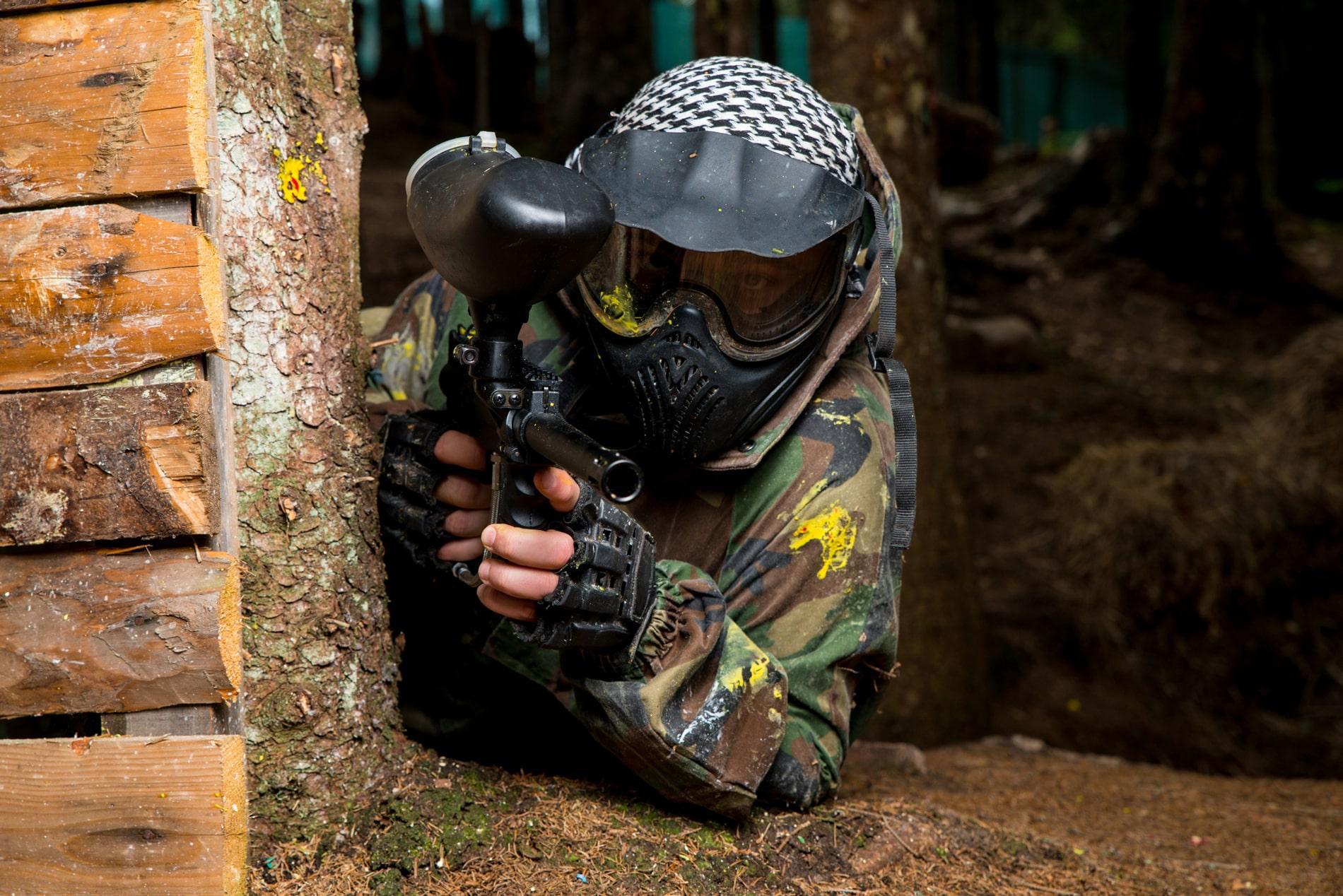 welche Eigenschaften Paintball Scharfschützgewehr